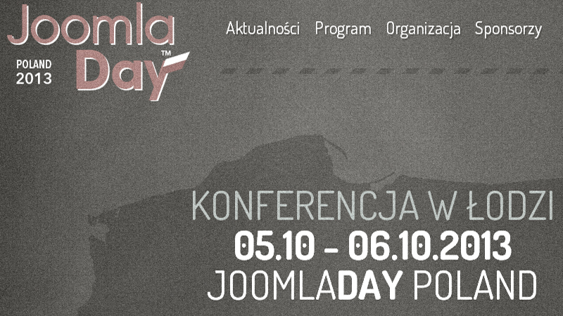 JoomlaDay Poland 2013!